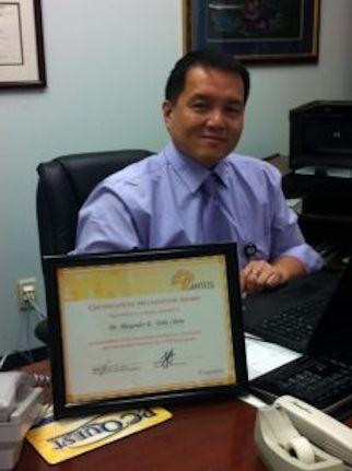 Congratulations to Dr Alex Dela Llana and MediSphere staff for receiving the Novartis Cantos Recognition Award